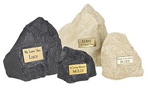 Rock Urns